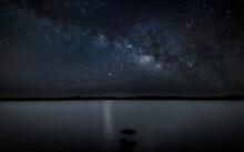 Night Sky Starring The Milky Way