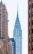 USA, New York, New York City, Chrysler Building