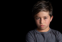 Ten Year Old Boy