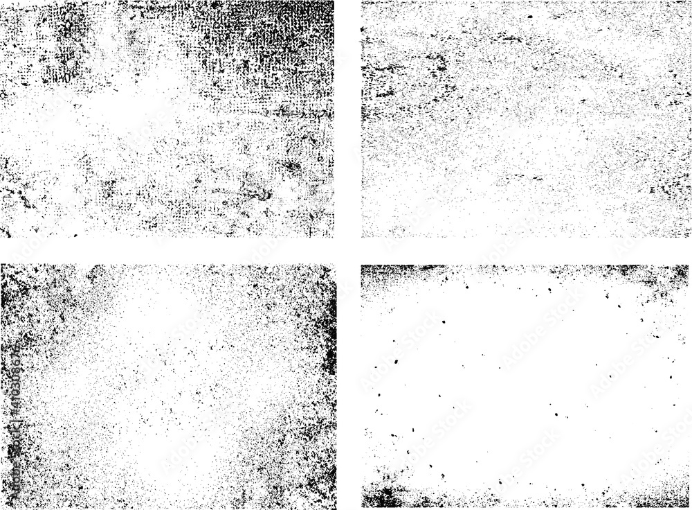 Fototapeta grunge texture collection - obraz na płótnie