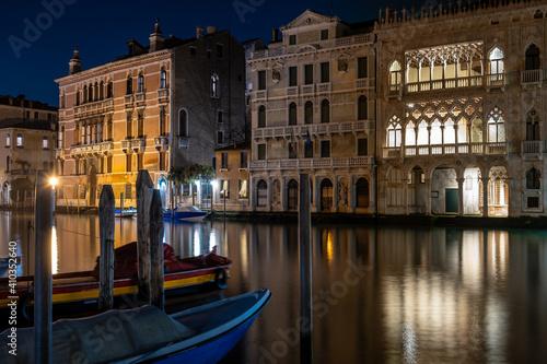 Venezia canal grande © peggy