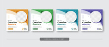 Creative Agency Social Media Post Template