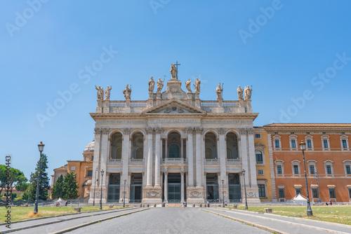 サン・ジョバンニ・イン・ラテラノ大聖堂 Fototapet