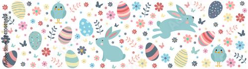 Slika na platnu Easter background