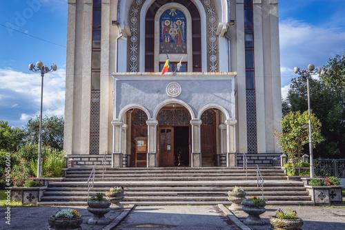 Foto Exterior of Archangels Michael and Gabriel Orthodox cathedral in Sighetu Marmati