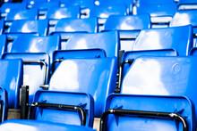 LONDON, UK - 16 FEBRUARY, 2017: Stamford Bridge Stadium.  The Stamford Bridge Is Home To Chelsea Football Club.
