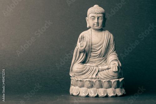 statue of buddha © Iliya Mitskavets