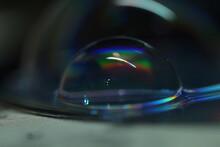 Photo Of Macro Soap Bubbles