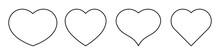 Most Popular Heart Shapes