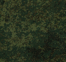 Fabric Texture Military Pixel Background Selective Focus
