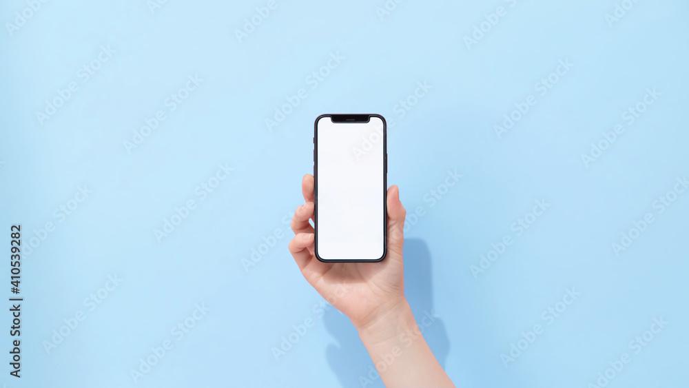 Fototapeta Smartphone