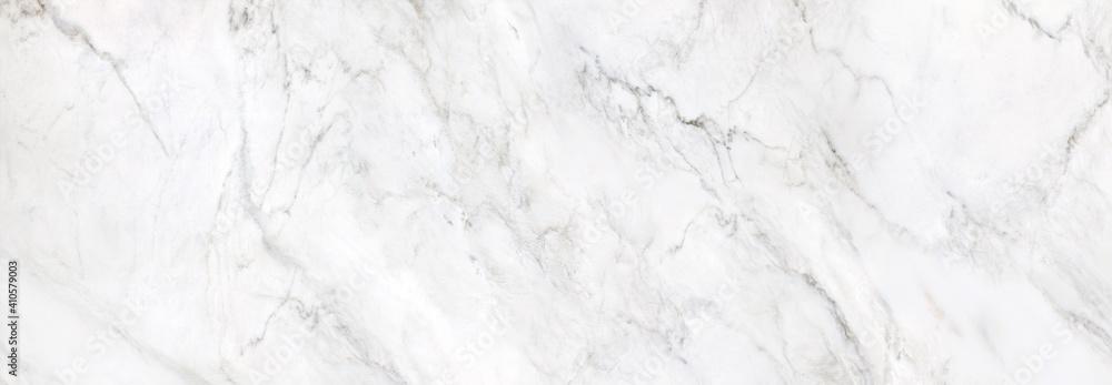 Fototapeta White marble stone texture
