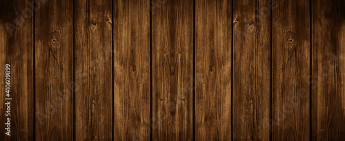 old brown rustic dark wooden texture - wood timber background panorama long banner