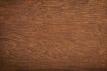 Dark Wood Texture With Original Pattern, Brown Wooden Background