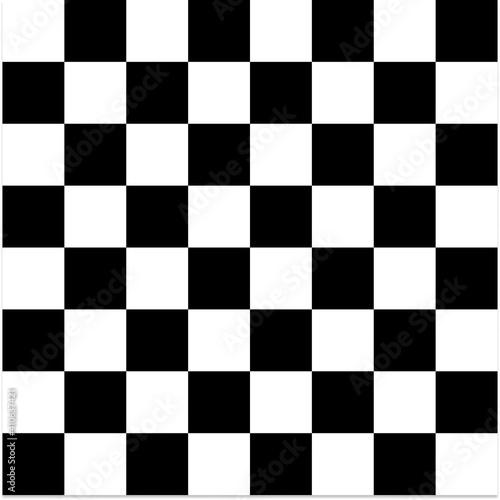 Canvas chess board perfect