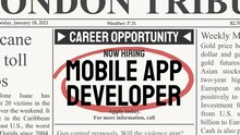 Mobile App Developer Job