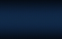 Dark Abstract Background With Blue Squares. Modern Vector Widescreen Background. Simple Texture Illustration