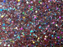 Abstract, Multi Color Glitter Lights For Background.