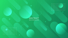 Abstract Colorful Geometric Shape Background