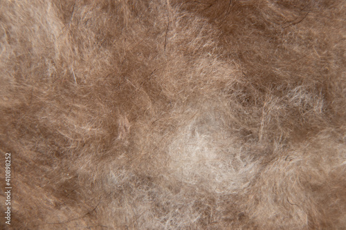 Fotografie, Obraz mineral wool for wall covering as background close up