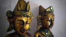A Couple Of Balinese Traditonal Statue