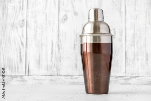 Photo Cocktail shaker