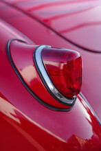 Classic Vintage Car Taillight