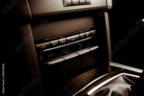 Платно Beautiful and clear interior details of the Mercedes E-Class