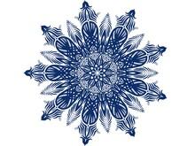 Mandala Ornament Creative Work. Digital Art Illustration