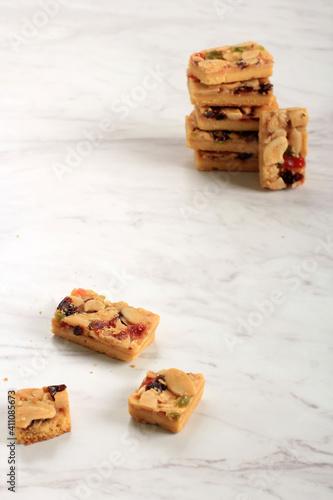 Florentine Almond Cookies Fototapet
