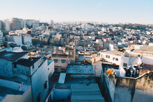 Tangier Lanscape In Morocco