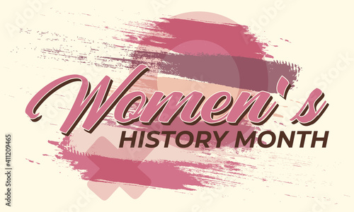 Papel de parede Women's History Month