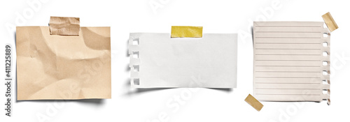 Obraz note paper blank sign tag label - fototapety do salonu
