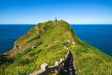 Scenery Of Bitou Cape At New Taipei City, Taiwan