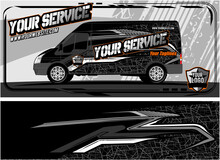 Car Graphic Background Vector. Abstract Lines Vector With Modern Camouflage Design Concept  For Truck And Vehicles Graphics Vinyl Wrap