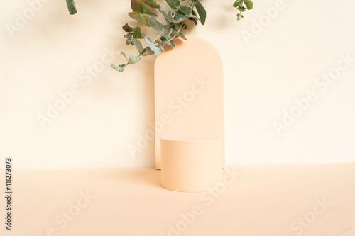 Fototapeta Minimal product display obraz