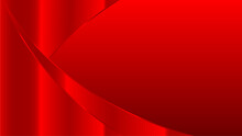 Modern Red Background Vector Design