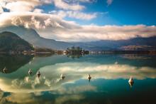 Duingt, Haute Savoie