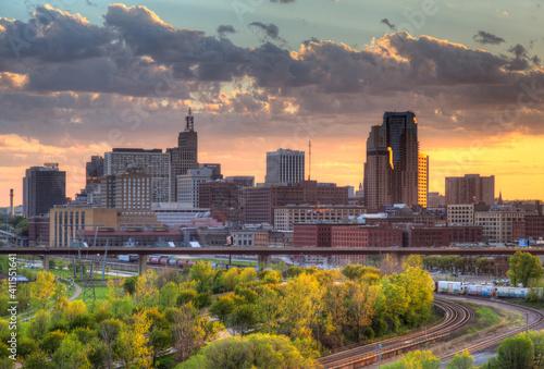 Photo Downtown St Paul Minnesota