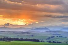 SUMMER CLOUDSCAPES, Southern Drakensberg, Underberg, Kwazulu Natal, South Africa