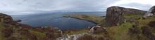 Rubha Hunish Auf Isle Of Skye, Scotland