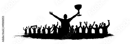 Fotografía Sport victory cup