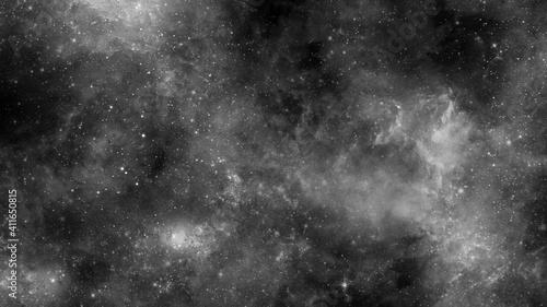 Obraz bw space background - fototapety do salonu