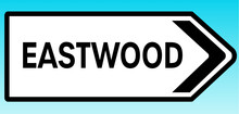 Eastwood Road Sign