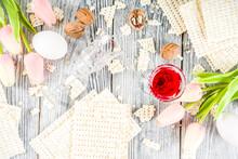 Pesah, Jewish Passover Holiday Background