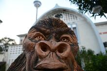 Statue Of Gorilla 3