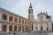 Loreto, Holy House Sanctuary, Madonna square, Italy, Marche, Europe