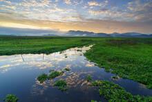 Lake Lebo Taliwang, West Sumbawa Island, Indonesia