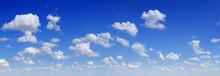 Cloudscape - Blue Sky And Clouds