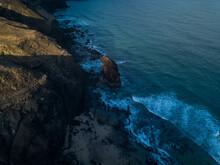 Roque Del Moro At Jandía Peninsula On Fuerteventura –Canary Islands, Spain